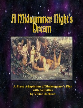 A Midsummer Night's Dream Adaptation & Activities