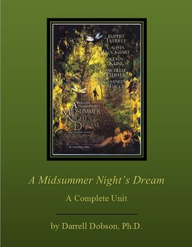 A Midsummer Night's Dream: Complete Unit with questions, news reports, tests