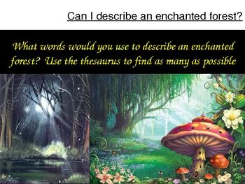 A Midsummer Night's Dream - Enchanted Forest