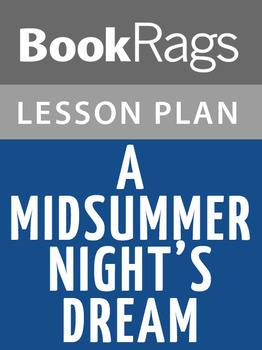 A Midsummer Night's Dream Lesson Plans