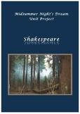A Midsummer Night's Dream Playbill Project