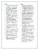 A Midsummer Night's Dream: Synonym/Antonym Xword—Use w/Bookmarks Plus!