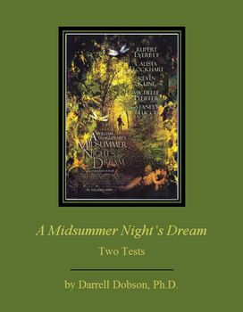 A Midsummer Night's Dream -- Two Unit Tests