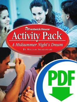 A Midsummer's Night Dream Activity Pack