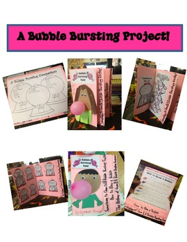 A Mind Blowing, Bubble Bursting, Lip-Smaking Project- POP!