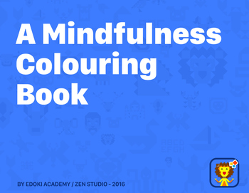 A Mindfulness Colouring Book