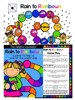 Mindset Game: Rain to Rainbows
