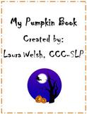 A Mini Pumpkin Book