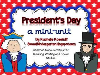 A Mini-Unit for President's Day