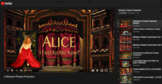 """A Miniature Theater Production featuring ALICE """"I Feel So"""
