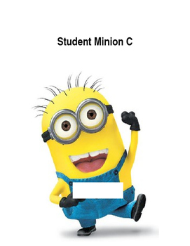 A Minion Reasons to LOVE Your Room!