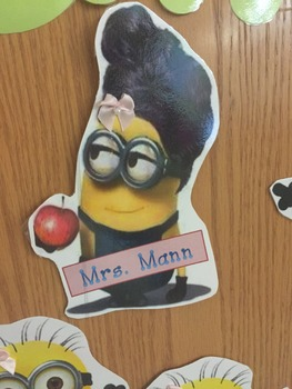 A Minion Reasons to Love Your Room Decorations