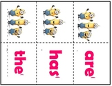 A Minion and 1 ways to learn TRICK WORDS