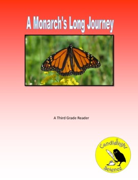 A Monarch's Long Journey (720L) - Science Informational Text