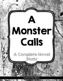 A Monster Calls: A Complete Novel Study