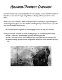 A Monster Calls - Final Project