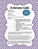 A Monster Calls Novel Unit with Differentiated/Interactive Notes
