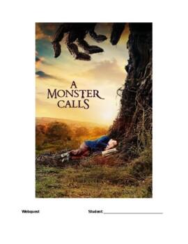 A Monster Calls: Webquest