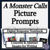 A Monster Calls Digital Writer's Notebook for Middle School Students