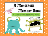 A Monstrous Memory Book