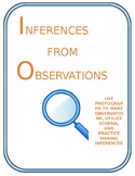 A Month of Inferences from Observations