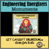 STEM and a Monumental Event !!         Engineering Pipe Cleaner Structures