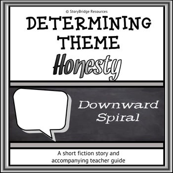 A Moral Focus Short Story-Inferring Theme in Reading Comprehension-Honesty