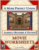 A More Perfect Union Movie Worksheets -- Over 100 Questions! -- PDF Format