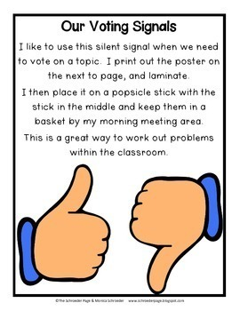 A Morning Meeting Manual: Ideas and Activities