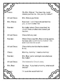 A Mother for Choco -- A Mother's Day Reader's Theater