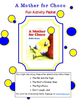A Mother for Choco (story extensions)