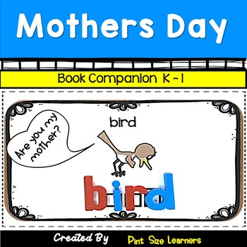 Are You My Mother Activities & Worksheets | Teachers Pay