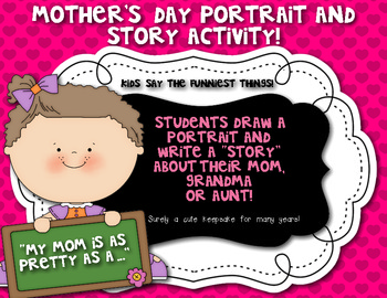A Mother's Day Story {Written and Illustrated} by Kids!