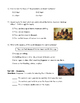 McGraw Hill Wonders - 3rd Grade - A Mountain of History Comprehension Assessment