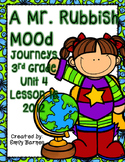 A Mr. Rubbish Mood Journeys 3rd Grade Supplement Activities Lesson 16
