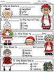 A+ Mrs. Claus Comprehension:Differentiated Instruction For