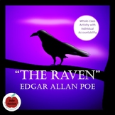 """The Raven"" - Independent Analysis + Whole Class Activity"