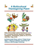 A Multicultural Thanksgiving Poem