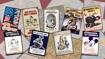 A Multimedia Visual History of WWII