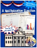A Math Multiplication Election - Common Core Aligned