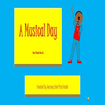 A Musical Day (Journeys Common Core Reading Series)