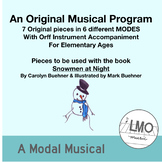 A Musical Program for Elementary Students based on the boo