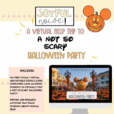 A Musical Virtual Field Trip to Mickey's Not So Scary Hall