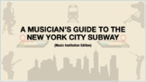 A Musician's Guide To The New York City Subway - POWERPOIN
