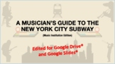 A Musician's Guide To The New York City Subway