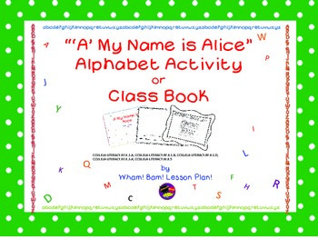 """""""A"""" My Name is Alice"""
