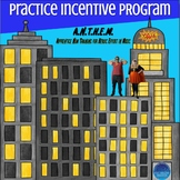 A.N.T.H.E.M. A Superhero Practice Incentive Music Program