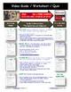 A NOVA -  Inside the Megastorm  - Worksheet, Ans. Sheet, a