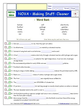 A NOVA - Making Stuff - iPad Interactive 4 Episodes