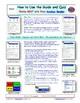 A NOVA - Secrets of the Sun - iPad Interactive Worksheet,
